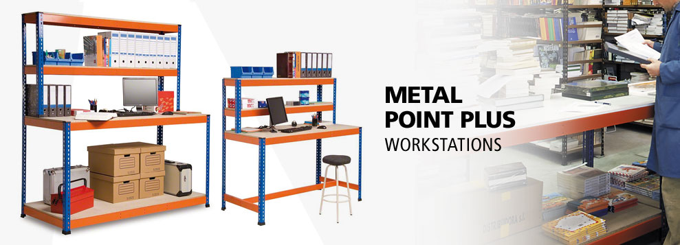 image of metal point plus workstation