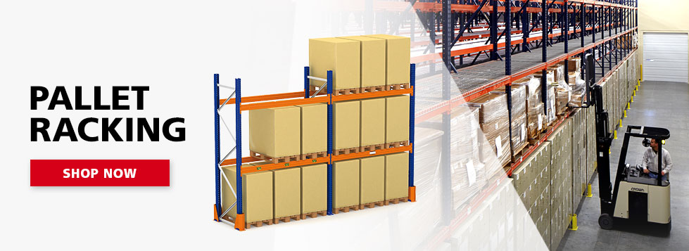 pallet racking on Shelving Direct