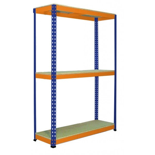 Medium Duty Steel Shelving