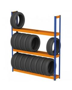 METAL POINT ® PLUS Tire Rack Unit