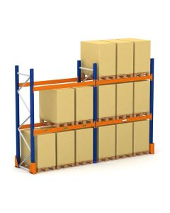 Pallet Rack Shelving Unit
