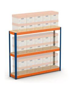 METAL POINT®PLUS Record Storage Economy Kits without boxes