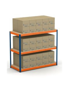 METAL POINT®PLUS Record Storage Super Savers with ECO boxes