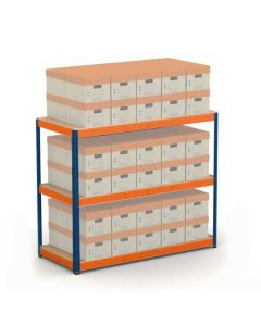 METAL POINT®PLUS Record Storage Super Savers without boxes