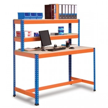 METAL POINT®PLUS Workstation with foot rest