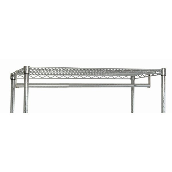 Chrome Wire Shelf Hang Bar Shelving Direct