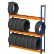 METAL POINT ® PLUS Tire Rack Unit