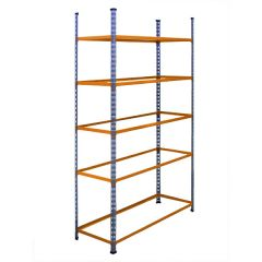 METAL POINT®2 Steel Shelving Unit no decking