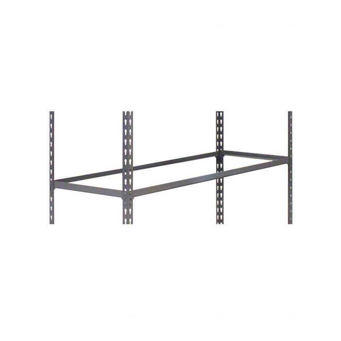METAL POINT®2 extra Shelves with no decking color gray