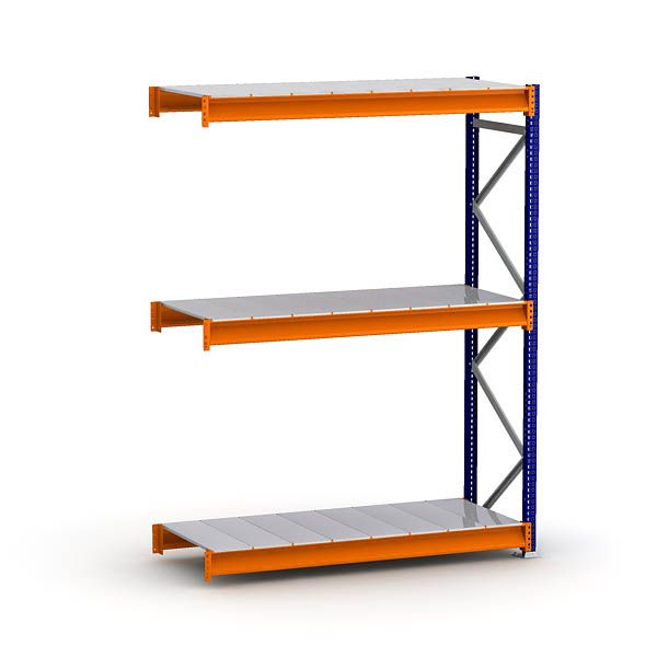 Bulk Rack - Add-on Bay (con estantes)