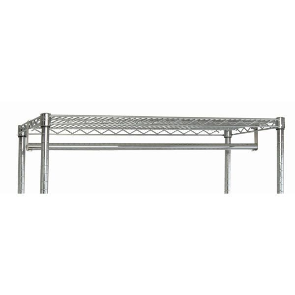 Chrome Wire Shelving Hang Bar