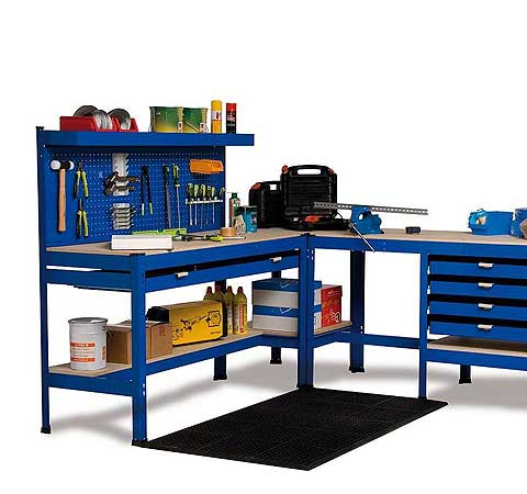 Work Bench Application