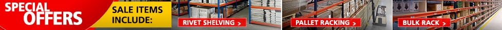 special offers Shelving Direct